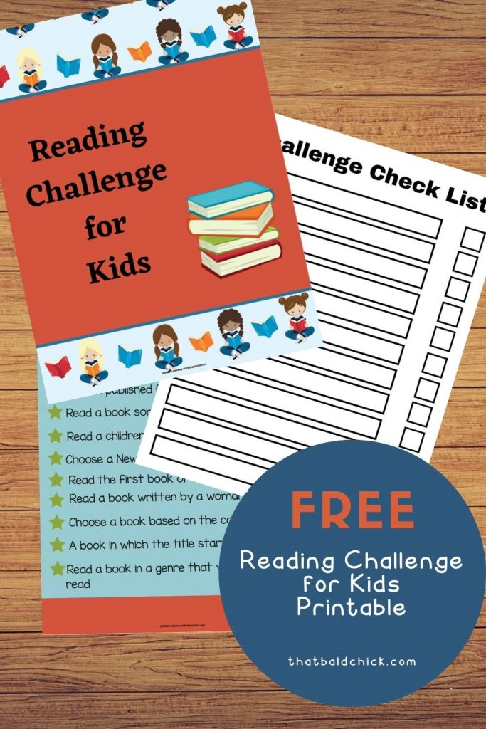 Get this free reading challenge printable today, plus see how to find the perfect books for your child!