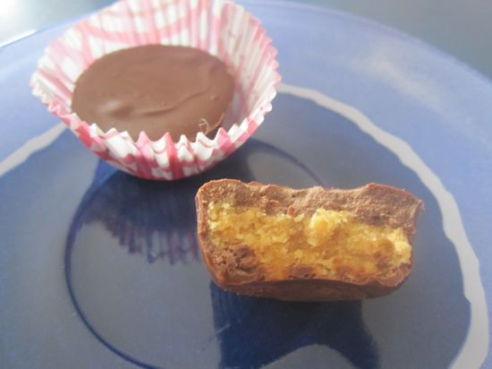 chocolate cup mold