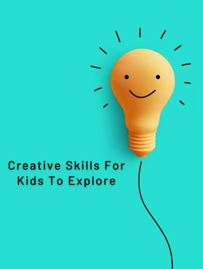 Creative Skills For Kids To Explore
