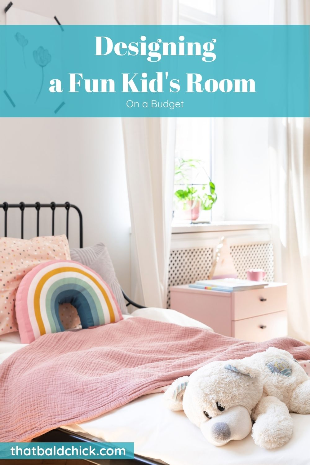Designing a Fun Kid\'s Room on a Budget