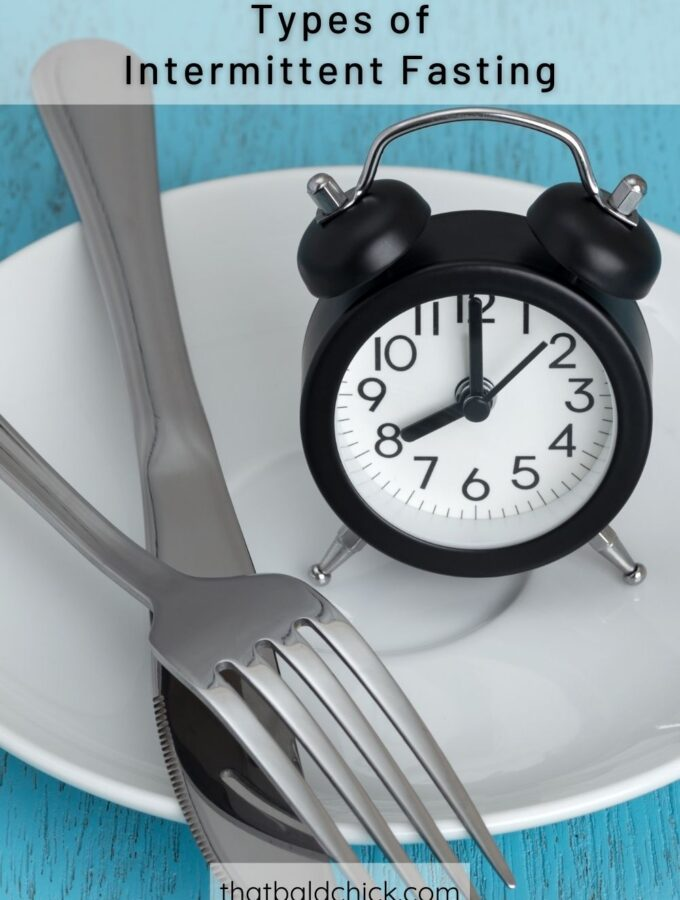 types of intermittent fasting