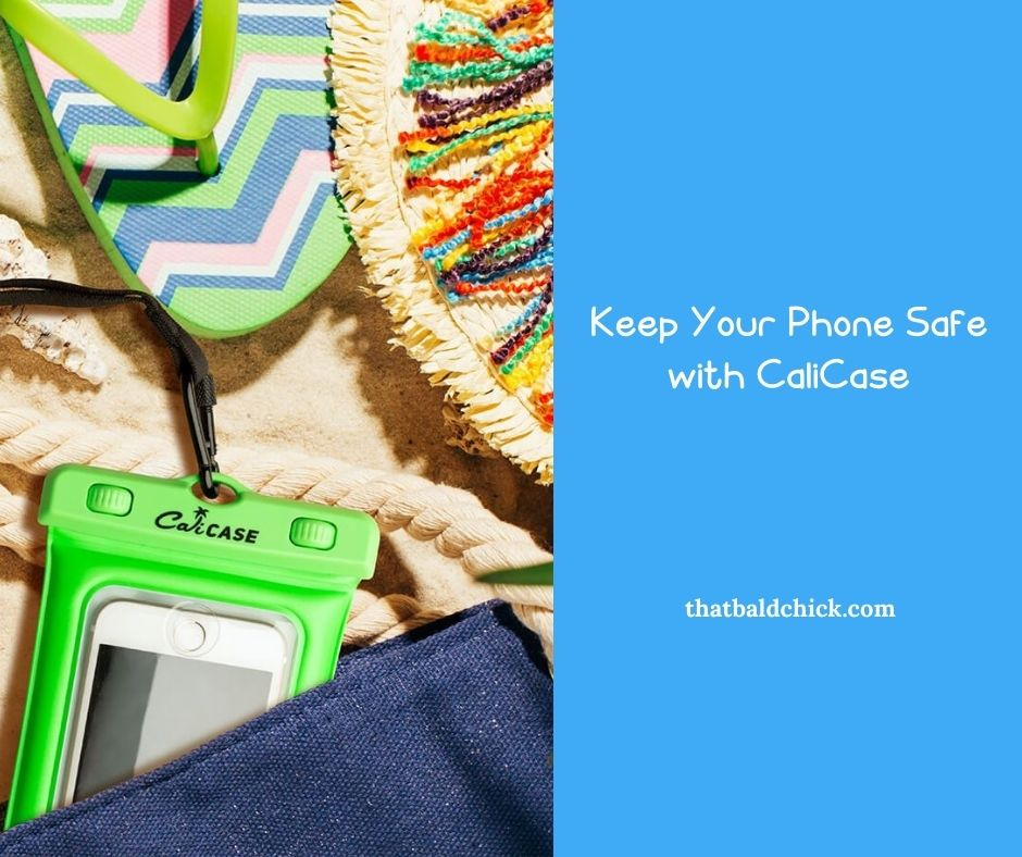 Keep Your Phone Safe with CaliCase