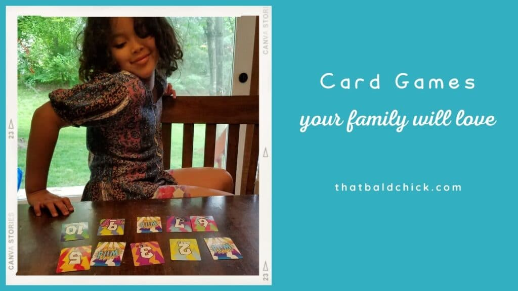 Card Games Your Family Will Love