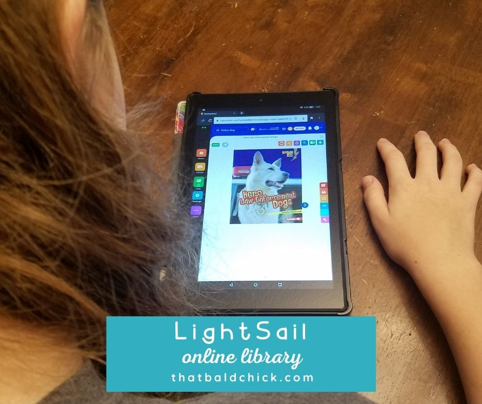 LightSail online library