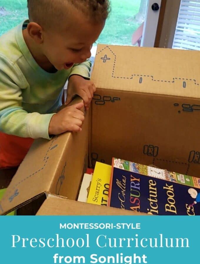 Montessori-Style Preschool Curriculum