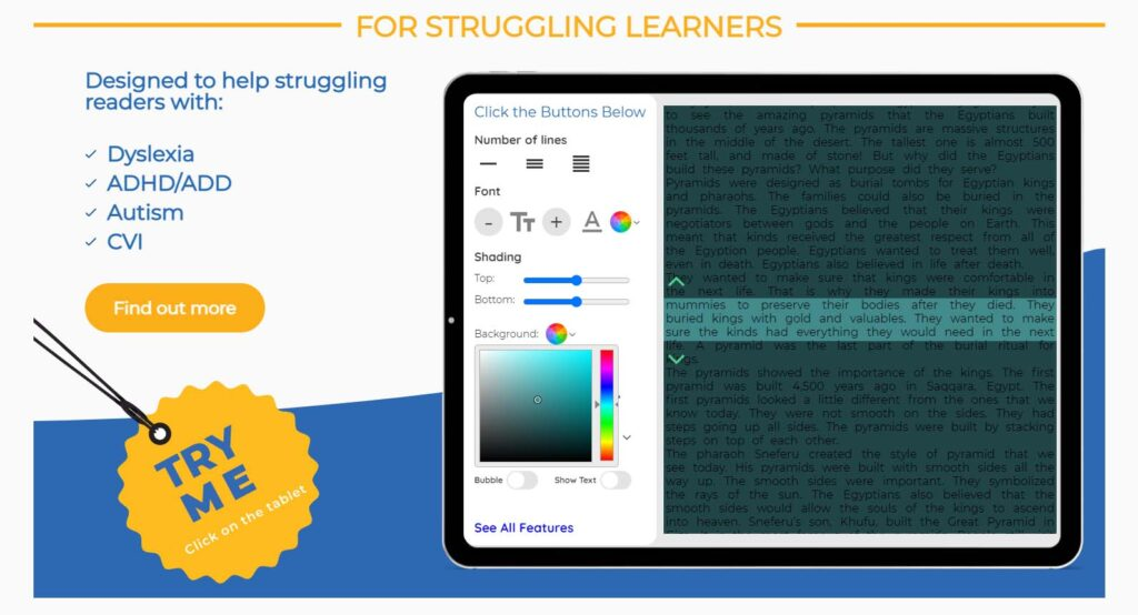lightsail for struggling learners