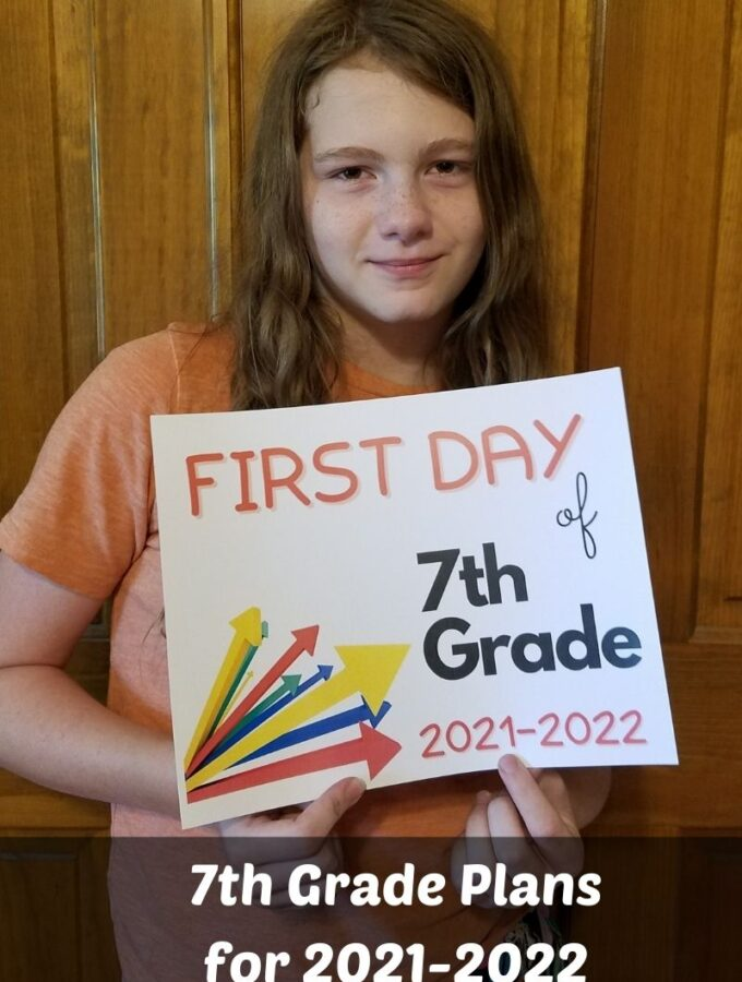 th Grade Plans for 2021-2022