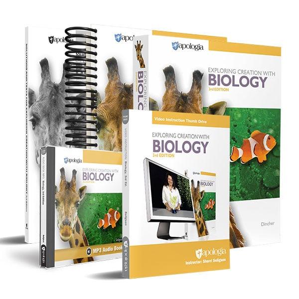 Apologia Biology 3rd Edition Super Set