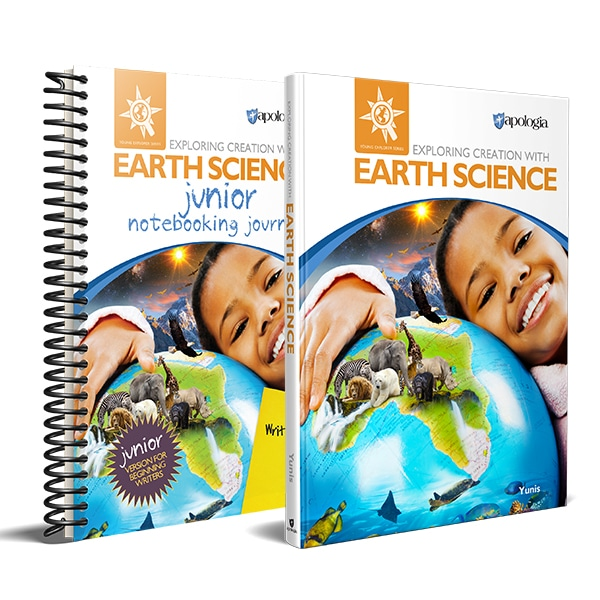 Apologia Earth Science with Junior Journal