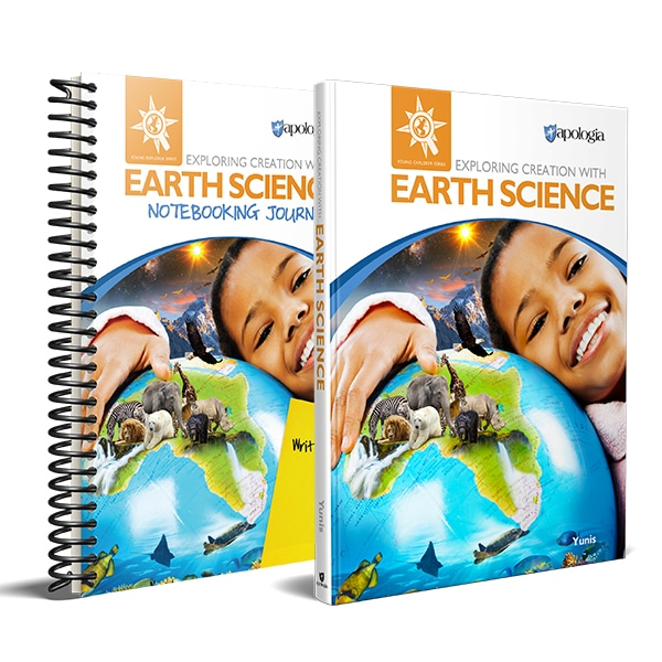 Apologia Earth Science with Regular Journal
