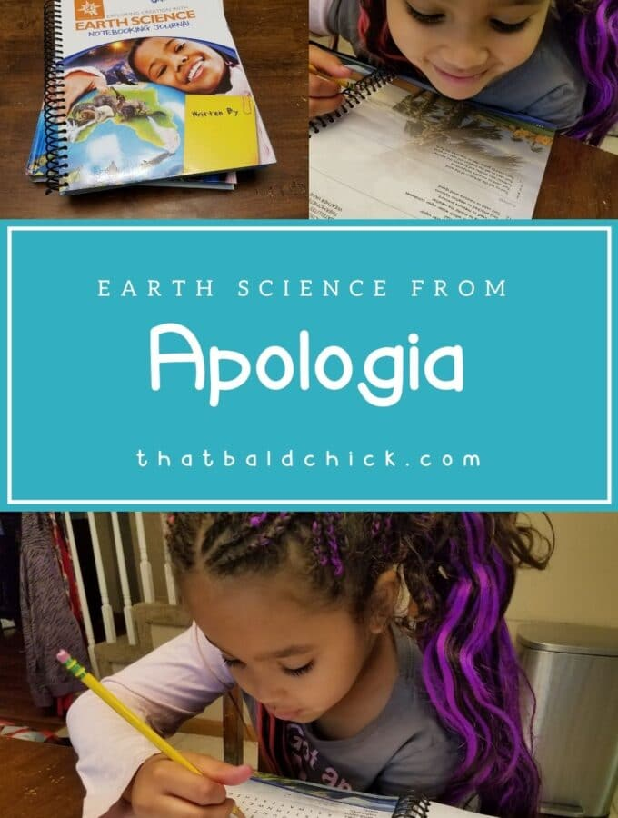Earth Science from Apologia