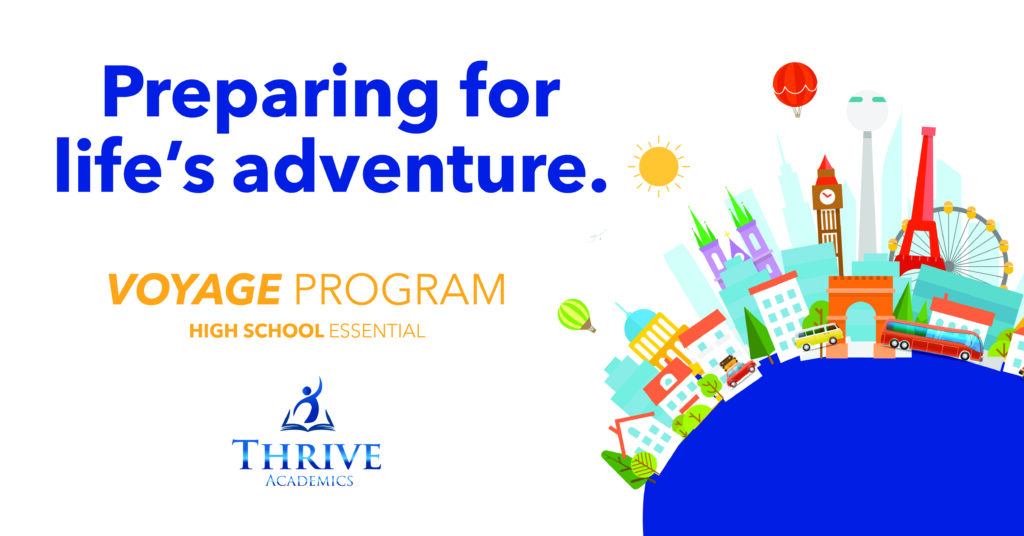 Voyage course from Thrive Academics