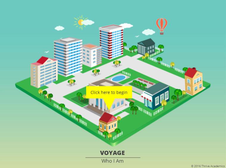 Voyage Who I Am Module