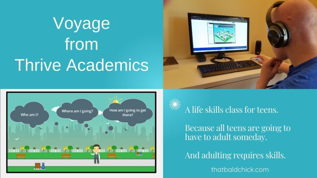 Voyage from Thrive Academics