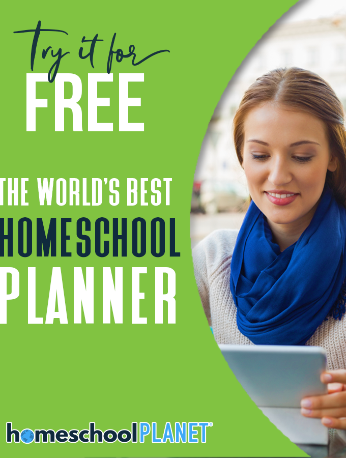Free 30 Day Trial of Homeschool Planet