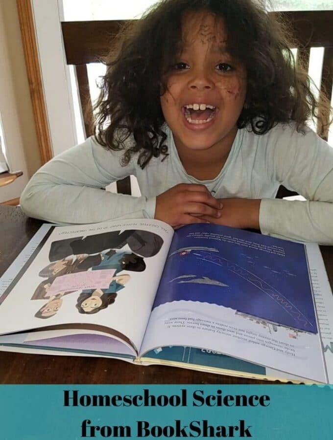 Homeschool Science from BookShark
